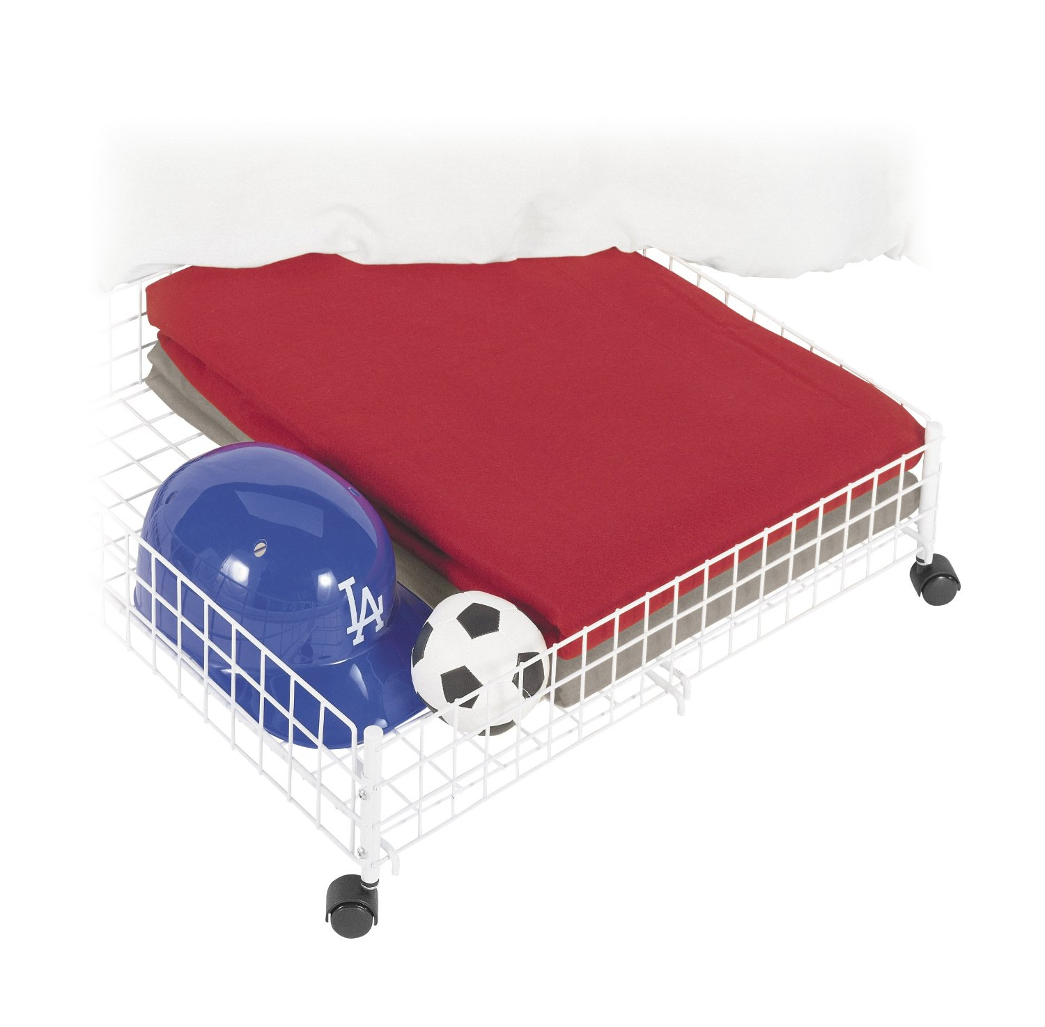 Under Bed Storage With Wheels Foregather Net