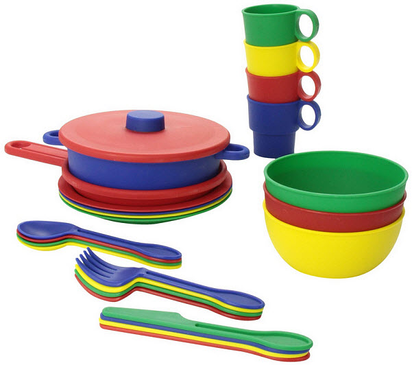 kids toy dishes